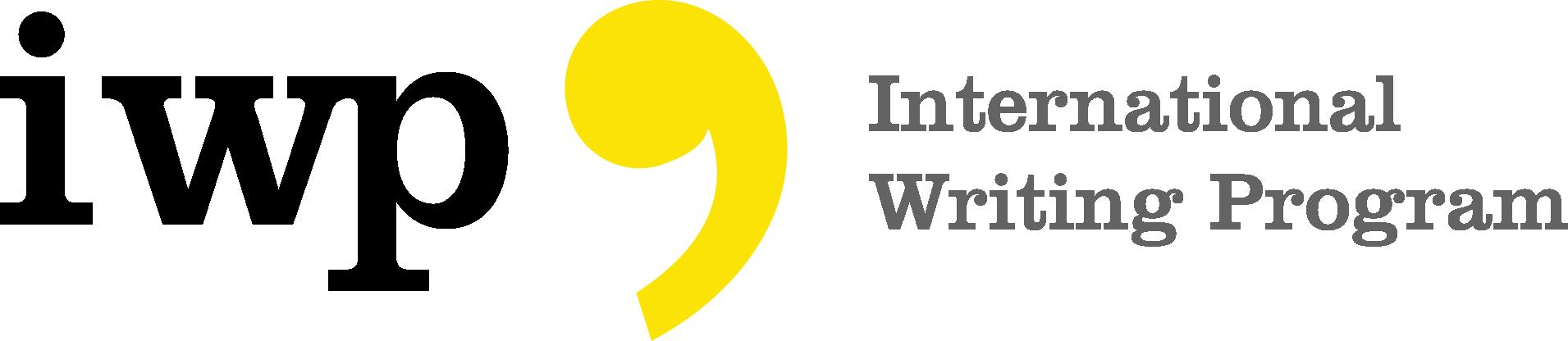 Logo of the International Writing Program at the University of Iowa