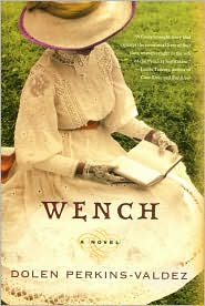 Book jacket for the novel Wench