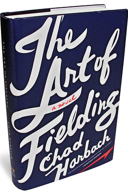 Chad Harbach's novel The Art of Fielding.