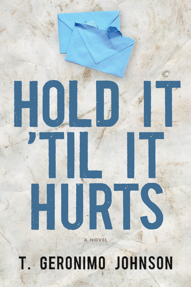 Hold it 'Til It Hurts book jacket