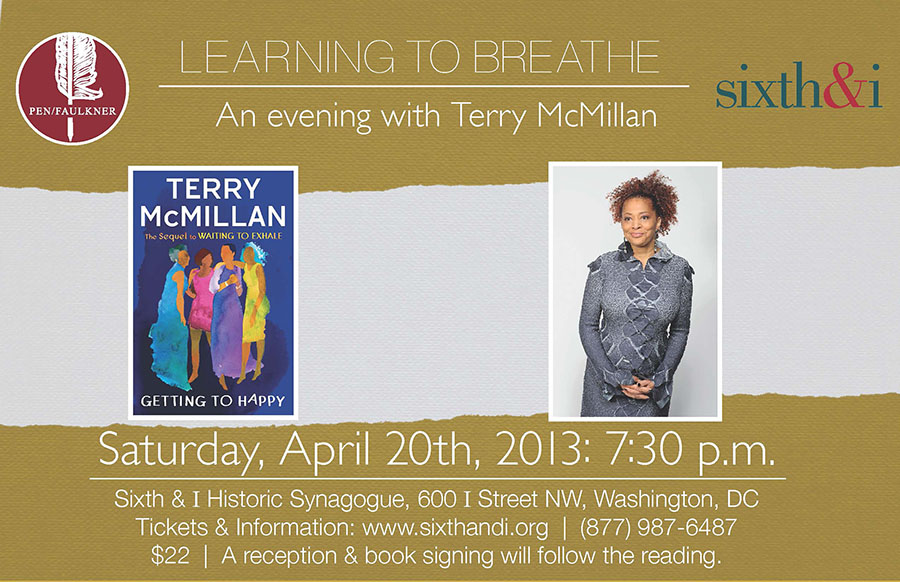 Terry McMillan Event