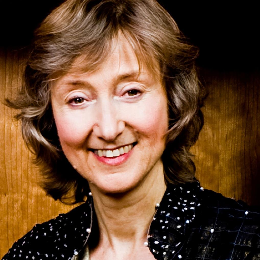 Deborah Tannen author photo
