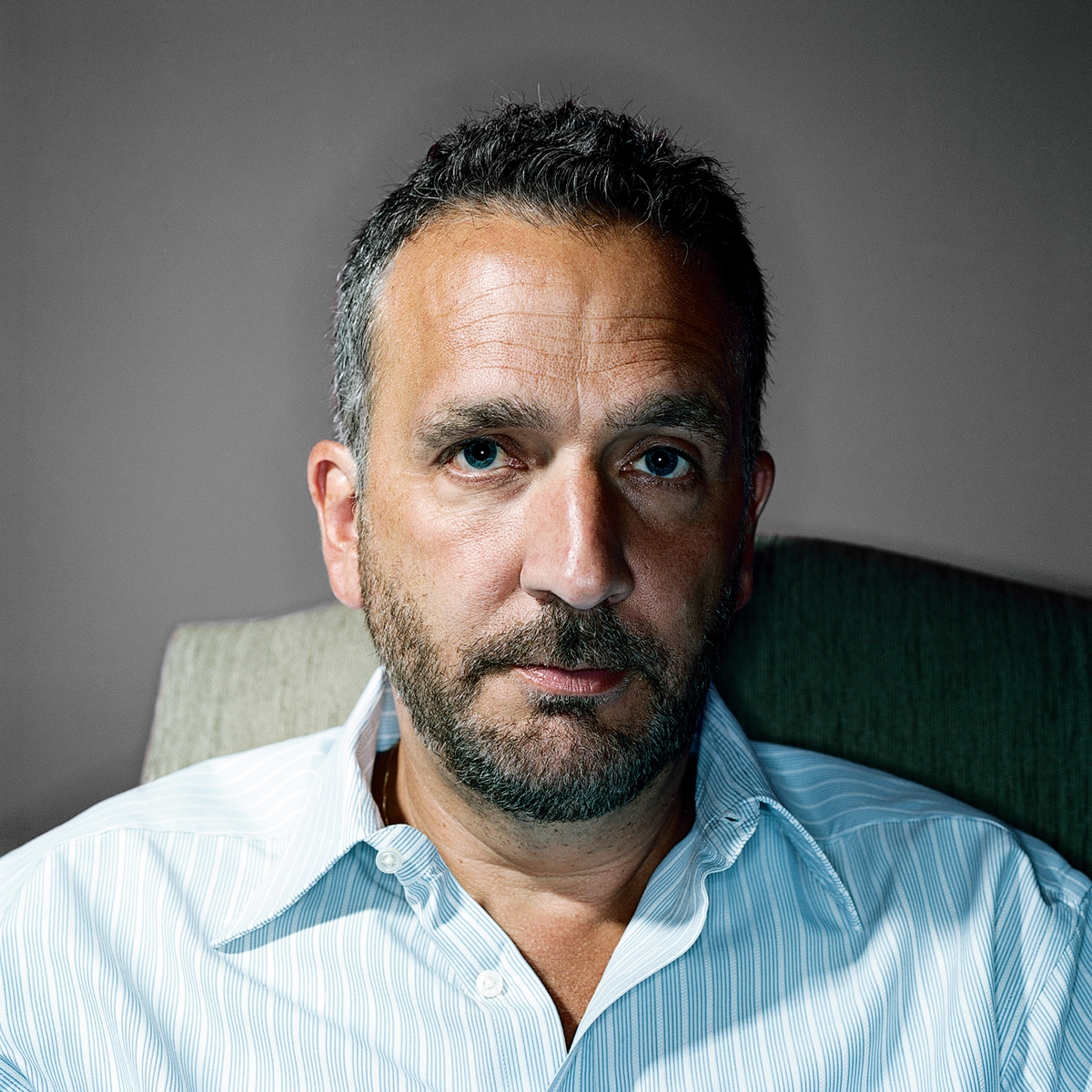 George Pelecanos author photo © Ian Allen
