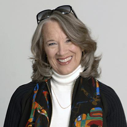 Joanne Leedom-Ackerman author photo