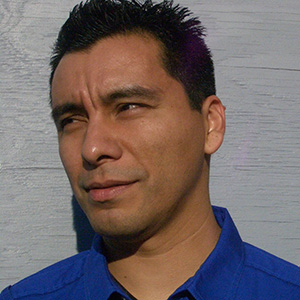 Manuel Muñoz - author photo