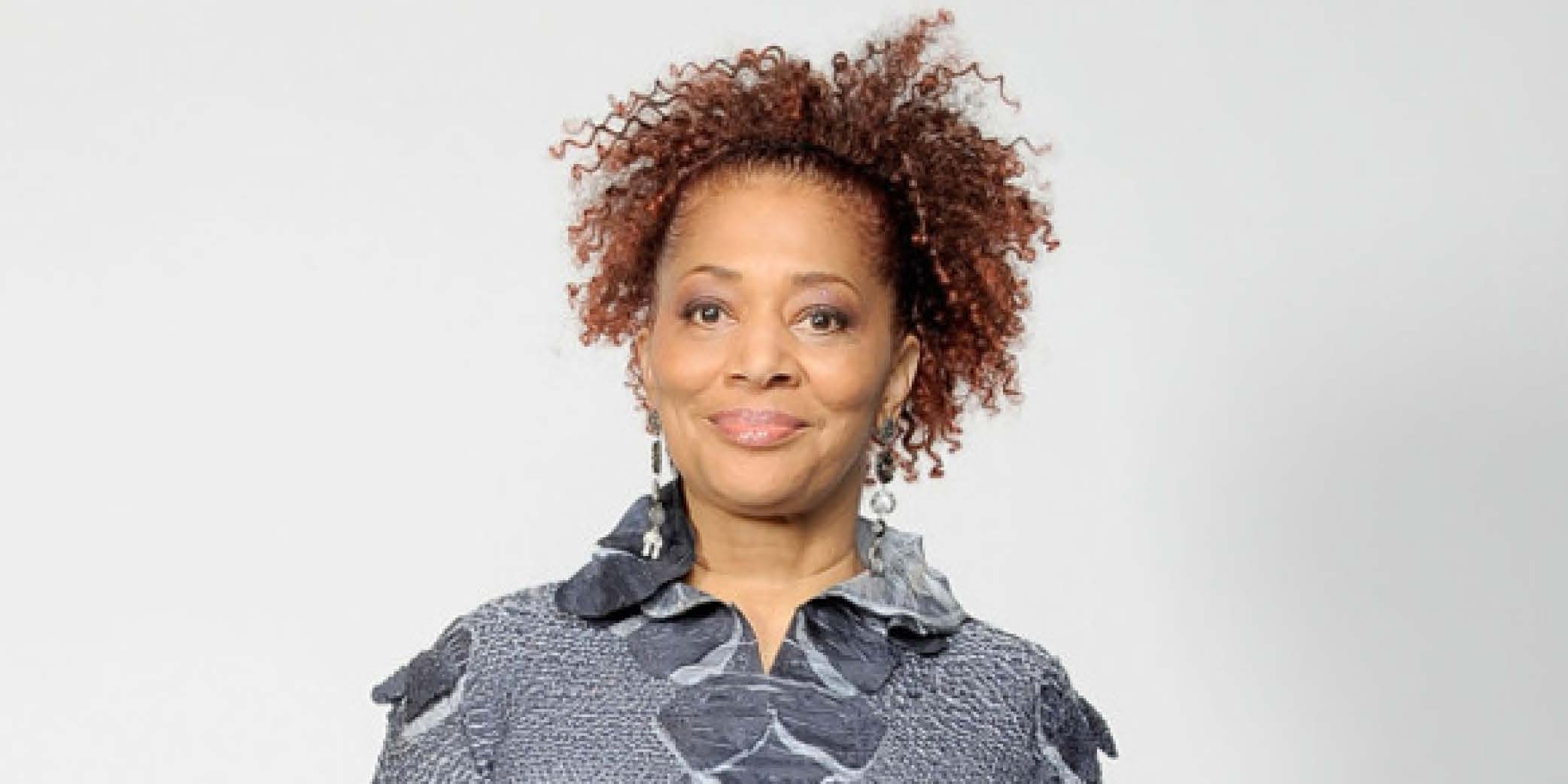 Terry McMillan author photo