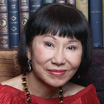 Amy Tan author photo