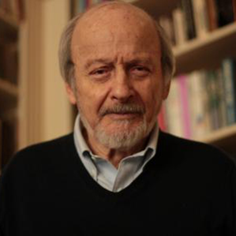 E.L. Doctorow author pic