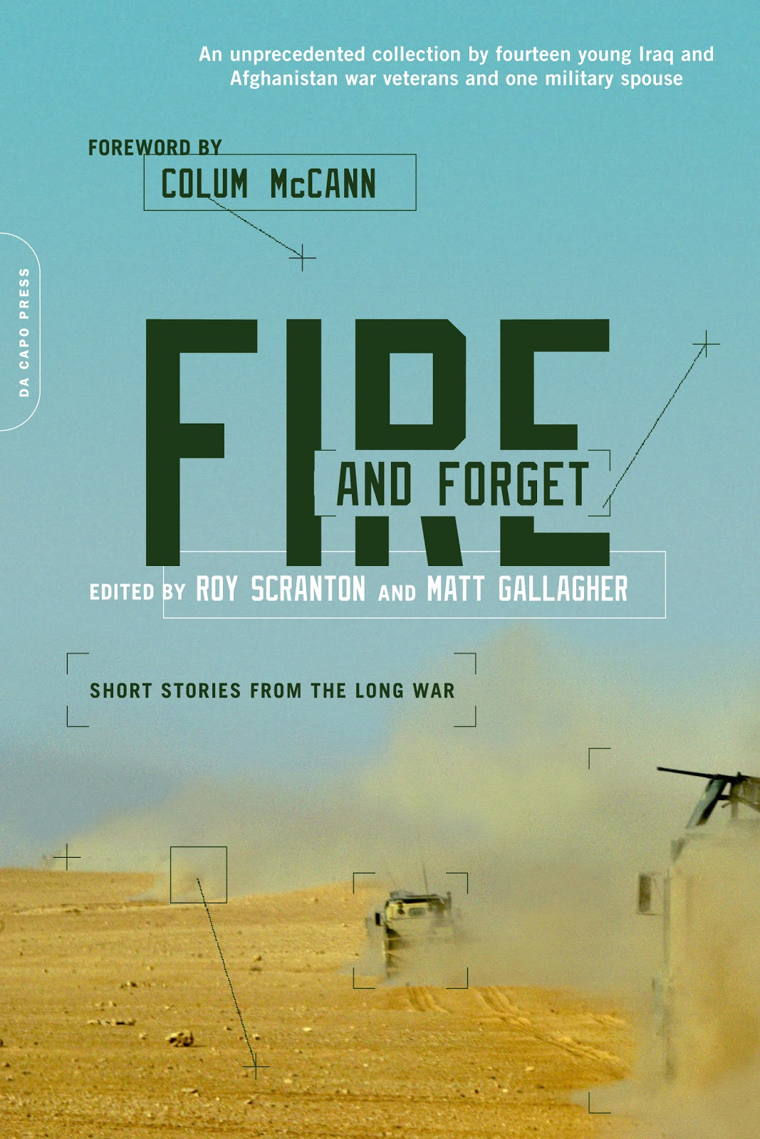 Fire & Forget Book Jacket