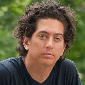 Daniel Alarcón author photo