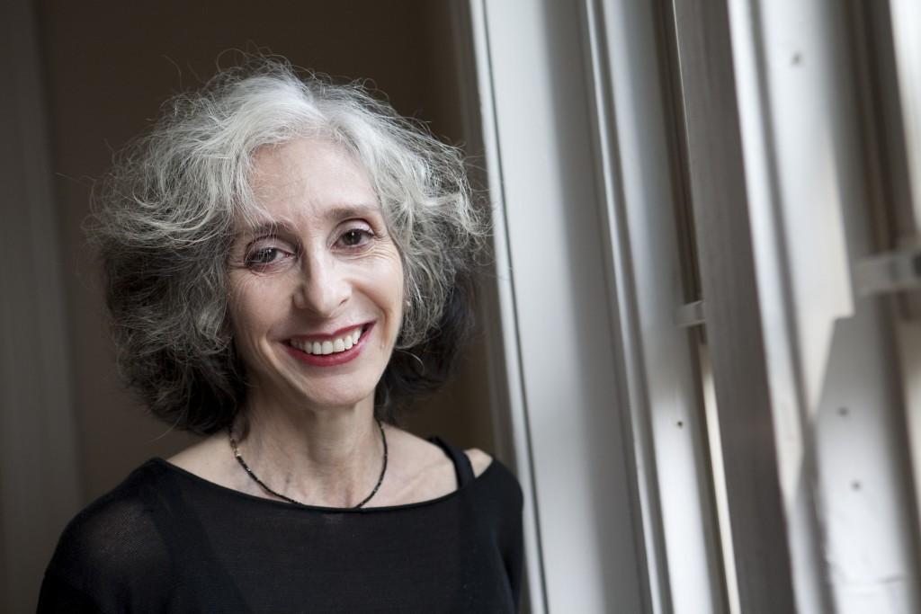 Author Deborah Eisenberg poses for a portrait in her home on September 16, 2009 in Charlottesville, VA.