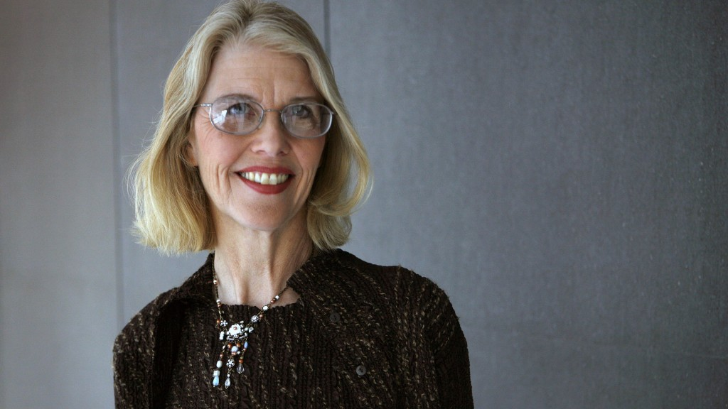 Jane Smiley - Author Photo