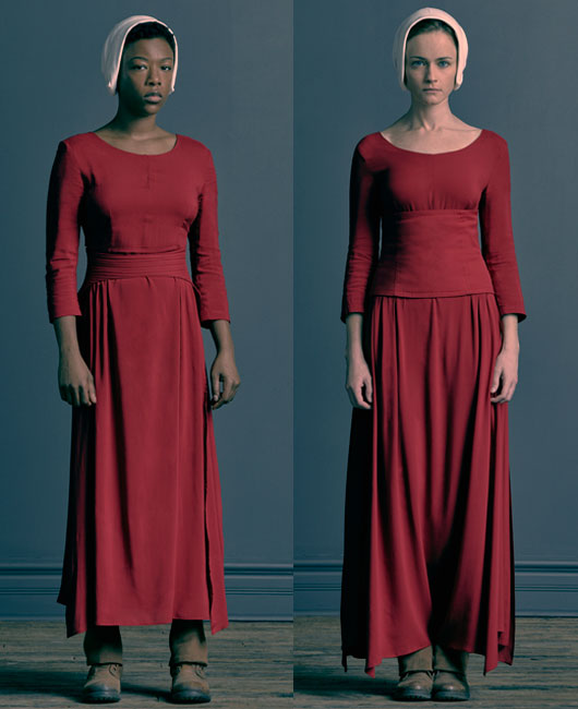 b2e1c8a9f81 Dust off your favorite old white bonnet and red cape (or just red winter  coat if you re short on time) and you re officially a handmaid.