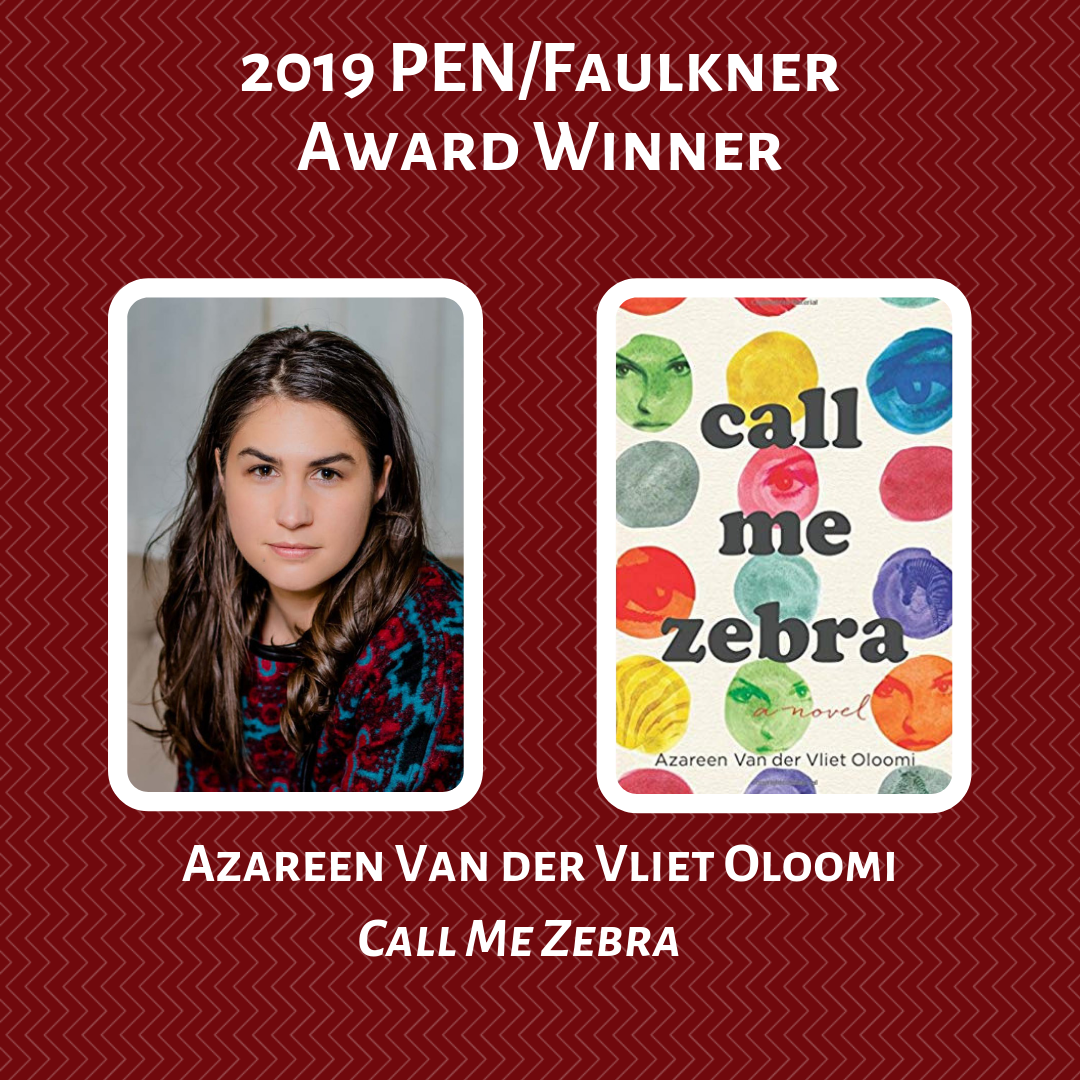 2019 Winner and Finalists | The PEN/Faulkner Foundation