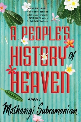 A People's History of Heaven Book Cover