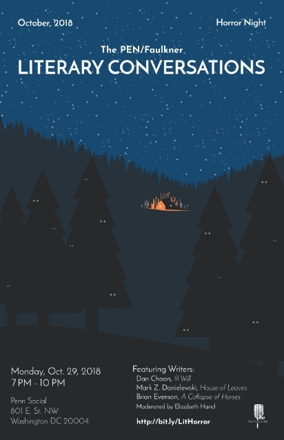 Horror Night Poster