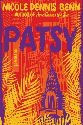 Patsy Book Cover