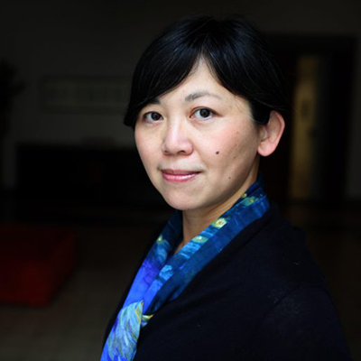 Portrait of Yiyun Li